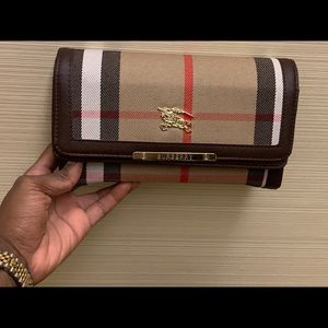 Brown Burberry